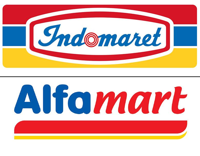 Indomaret dan Alfamart