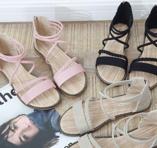 Aneka Model Sandal Wanita Terbaru yang Lagi Hype