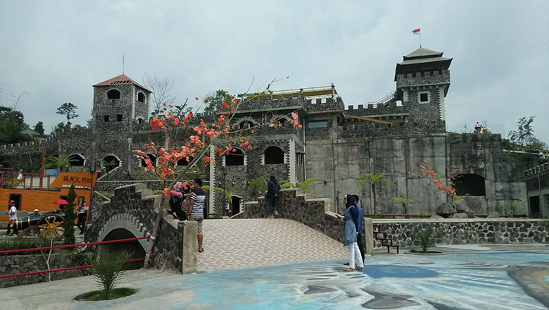 The Lost World Castle